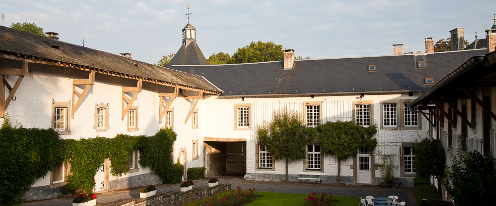 Kasteel 'Château Grimonster'