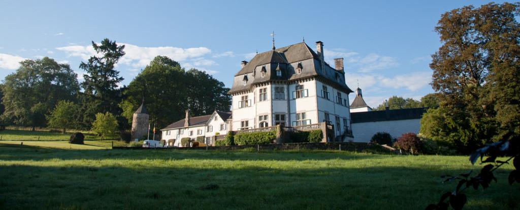 Schilderen in België organiseert schildervakanties op Château de Grimonster